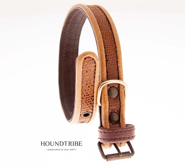 SLIM LEATHER COLLARS