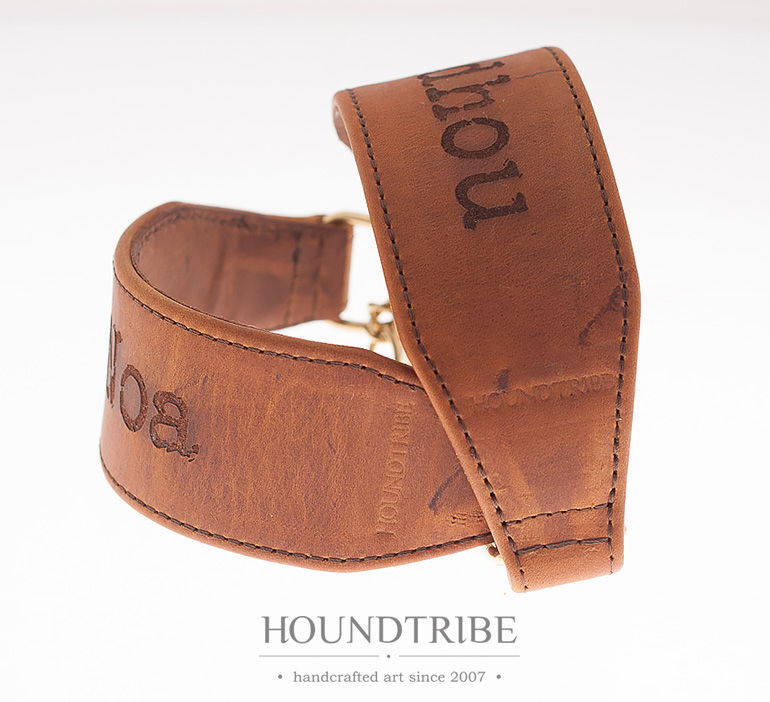• DOG & HOUND COLLARS •